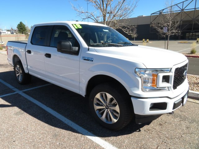 2018 F-150 SuperCrew Cab 4x4,  Pickup #68289 - photo 4