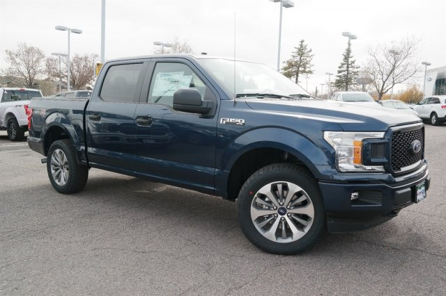 2018 F-150 SuperCrew Cab 4x4,  Pickup #68378 - photo 3