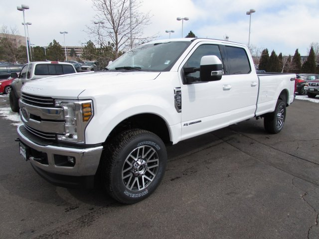 2018 F-250 Crew Cab 4x4, Pickup #JEB59963 - photo 1