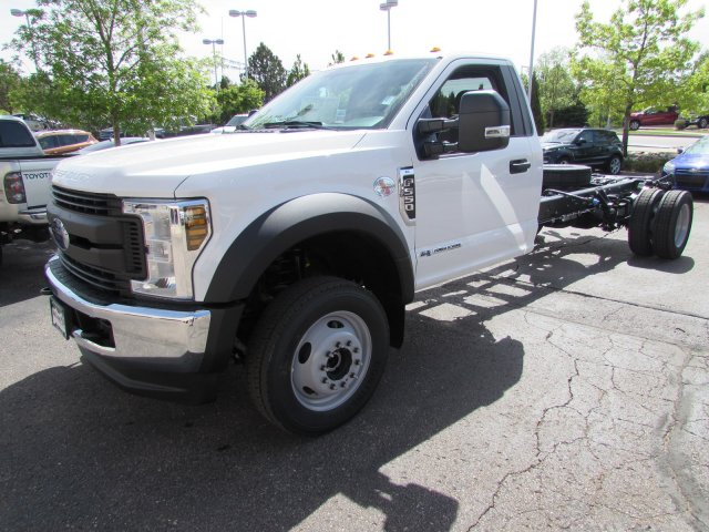 2018 F-550 Regular Cab DRW 4x4,  Cab Chassis #JEC40801 - photo 4