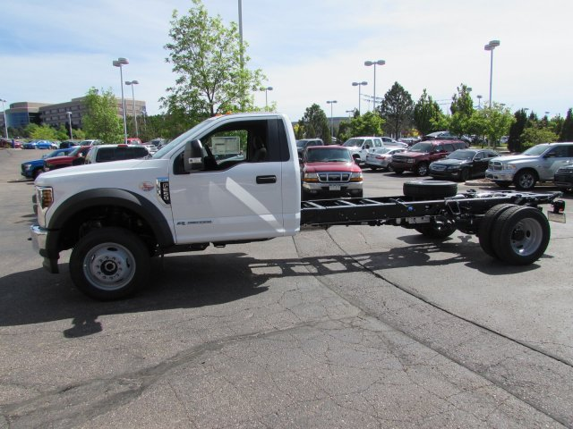 2018 F-550 Regular Cab DRW 4x4,  Cab Chassis #JEC40801 - photo 5