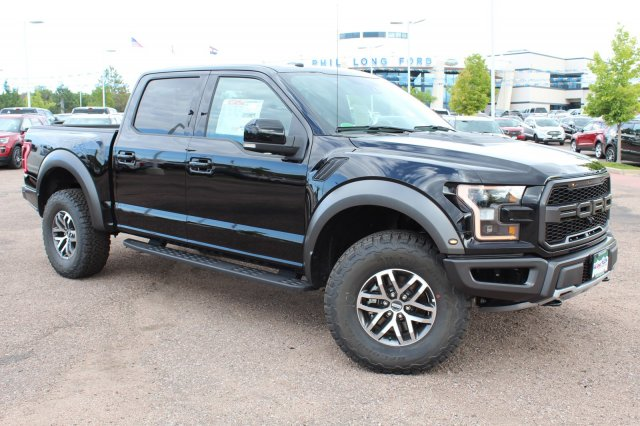 2018 F-150 SuperCrew Cab 4x4, Pickup #JFB98749 - photo 1