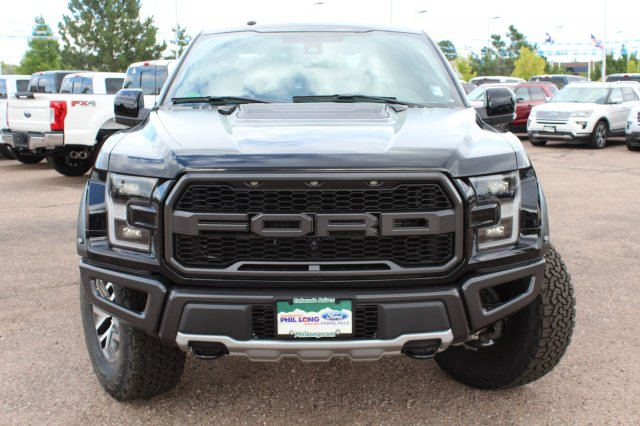 2018 F-150 SuperCrew Cab 4x4, Pickup #JFB98749 - photo 2