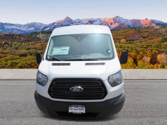 2018 Transit 250 Med Roof 4x2,  Empty Cargo Van #JKA83707 - photo 3