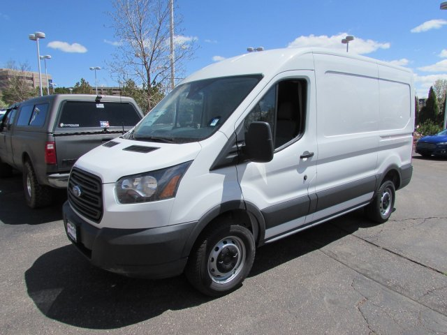 2018 Transit 250 Med Roof 4x2,  Empty Cargo Van #JKA83707 - photo 4