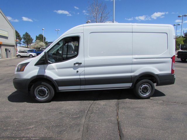 2018 Transit 250 Med Roof 4x2,  Empty Cargo Van #JKA83707 - photo 2