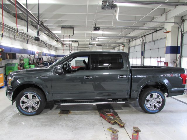 2018 F-150 SuperCrew Cab 4x4,  Pickup #JKD06730 - photo 4