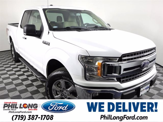 2018 F-150 Super Cab 4x4,  Pickup #JKD19935 - photo 3