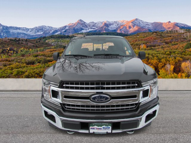 2018 F-150 SuperCrew Cab 4x4, Pickup #JKD44335 - photo 1