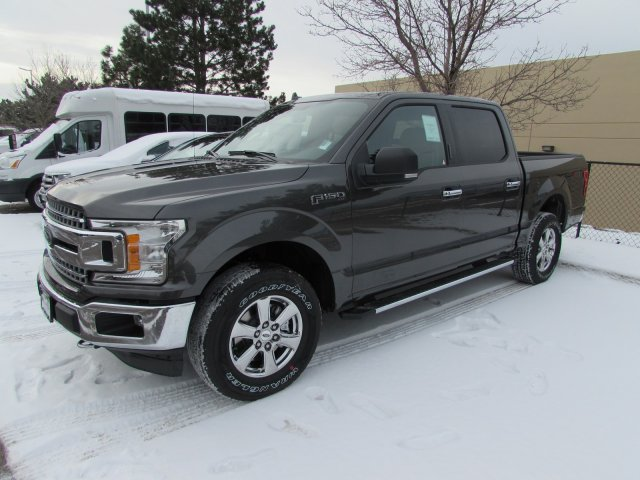 2018 F-150 SuperCrew Cab 4x4, Pickup #JKD44335 - photo 4