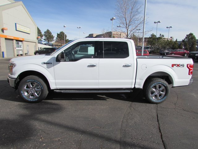 2018 F-150 SuperCrew Cab 4x4,  Pickup #JKD44336 - photo 4