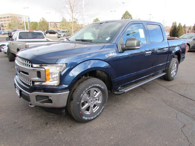 2018 F-150 SuperCrew Cab 4x4,  Pickup #JKD44339 - photo 2