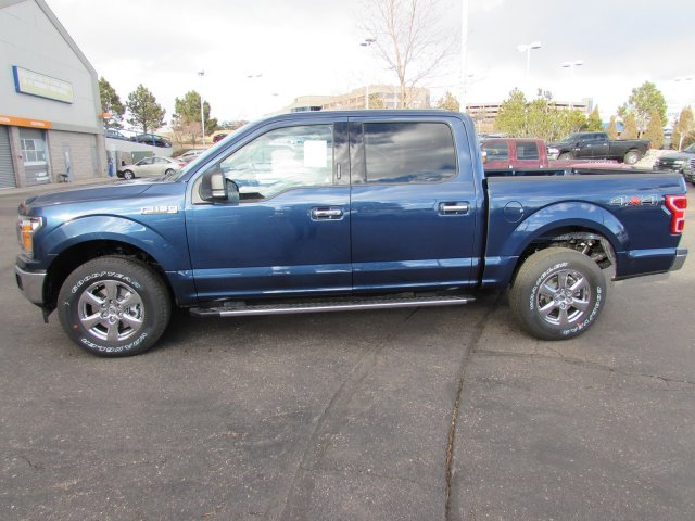 2018 F-150 SuperCrew Cab 4x4,  Pickup #JKD44339 - photo 5