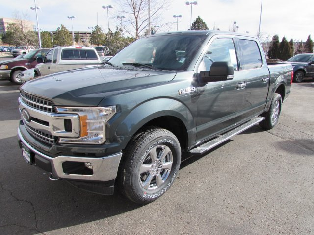 2018 F-150 SuperCrew Cab 4x4,  Pickup #JKD55470 - photo 2