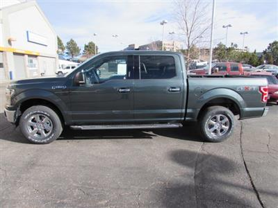 2018 F-150 SuperCrew Cab 4x4,  Pickup #JKD55470 - photo 4