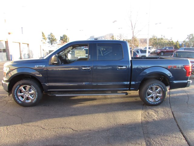 2018 F-150 SuperCrew Cab 4x4,  Pickup #JKD68403 - photo 5