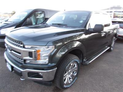 2018 F-150 SuperCrew Cab 4x4,  Pickup #JKD68405 - photo 4