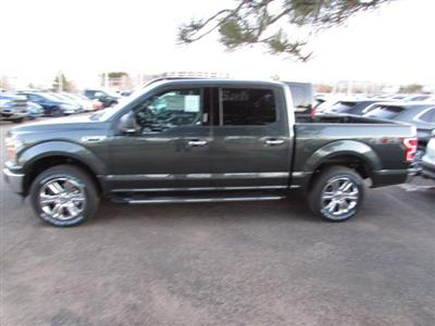 2018 F-150 SuperCrew Cab 4x4,  Pickup #JKD68405 - photo 5
