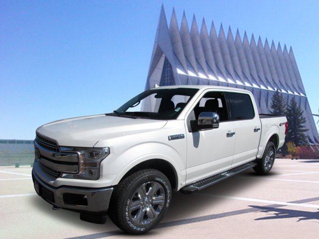 2018 F-150 SuperCrew Cab 4x4,  Pickup #JKD68411 - photo 1