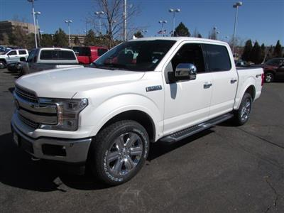 2018 F-150 SuperCrew Cab 4x4,  Pickup #JKD68411 - photo 3