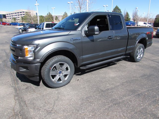 2018 F-150 Super Cab 4x4,  Pickup #JKD88838 - photo 4