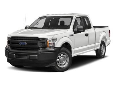 2018 F-150 Super Cab 4x4,  Pickup #JKD88838 - photo 1