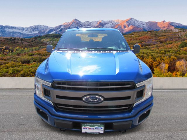 2018 F-150 SuperCrew Cab 4x4,  Pickup #JKE39710 - photo 1