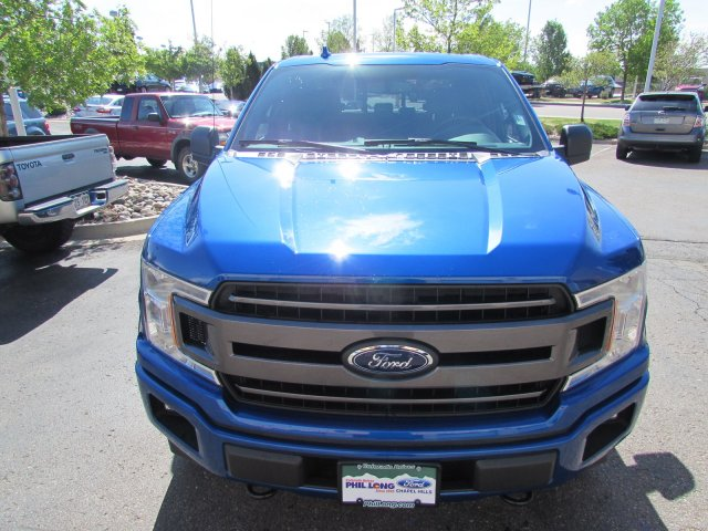 2018 F-150 SuperCrew Cab 4x4,  Pickup #JKE39710 - photo 2