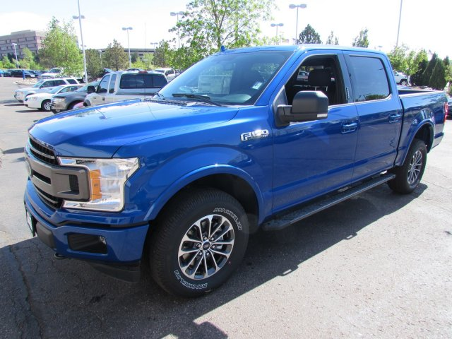 2018 F-150 SuperCrew Cab 4x4,  Pickup #JKE39710 - photo 4
