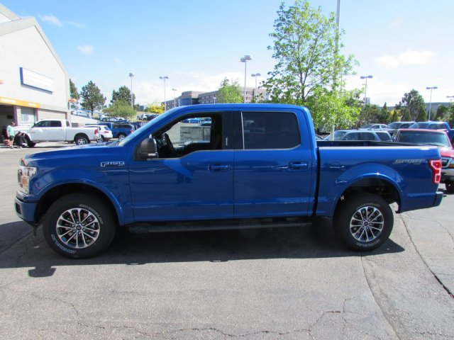 2018 F-150 SuperCrew Cab 4x4,  Pickup #JKE39710 - photo 5