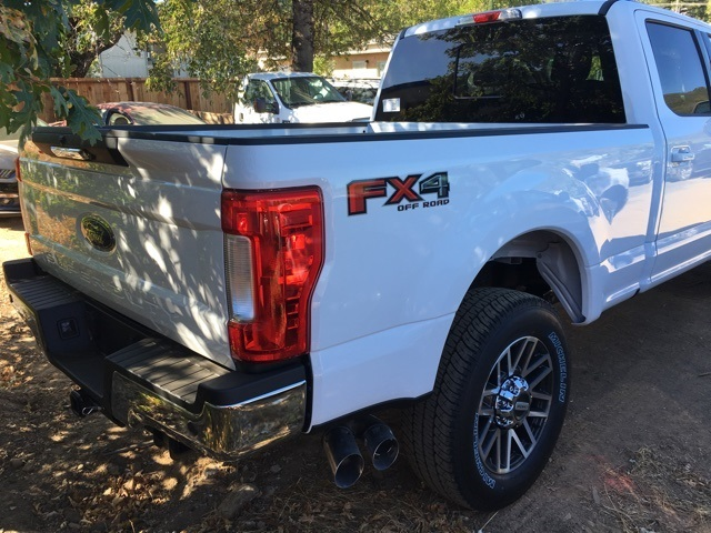 2017 F-250 Crew Cab 4x4 Pickup #HEB41244 - photo 7