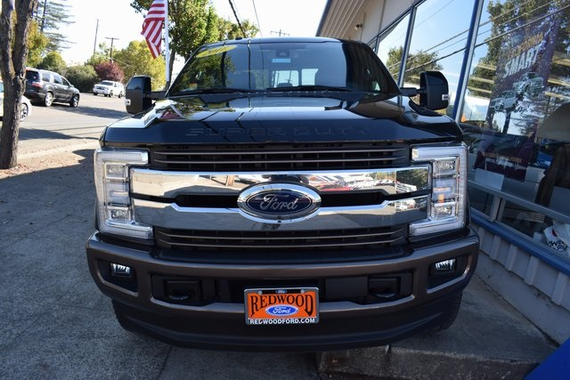 2017 F-250 Crew Cab 4x4 Pickup #HED09909 - photo 3
