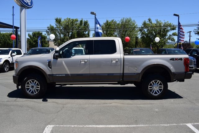 2017 F-250 Crew Cab 4x4, Pickup #HED68113 - photo 4