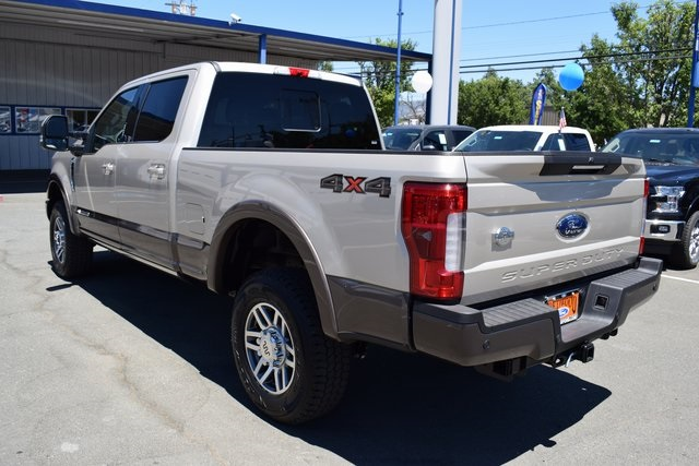 2017 F-250 Crew Cab 4x4, Pickup #HED68113 - photo 2