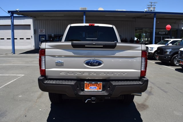 2017 F-250 Crew Cab 4x4, Pickup #HED68113 - photo 5