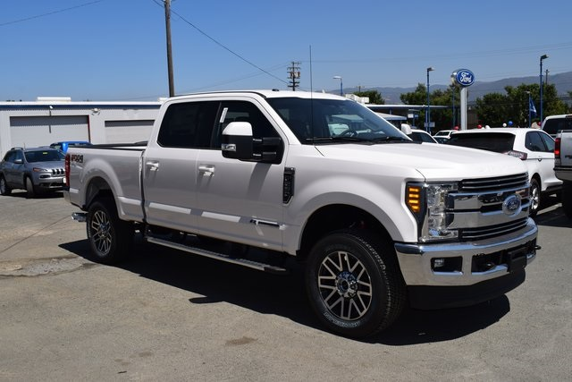 2017 F-250 Crew Cab 4x4 Pickup #HEE33310 - photo 7