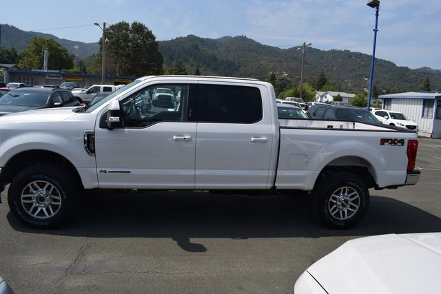 2017 F-250 Crew Cab 4x4 Pickup #HEE47904 - photo 8