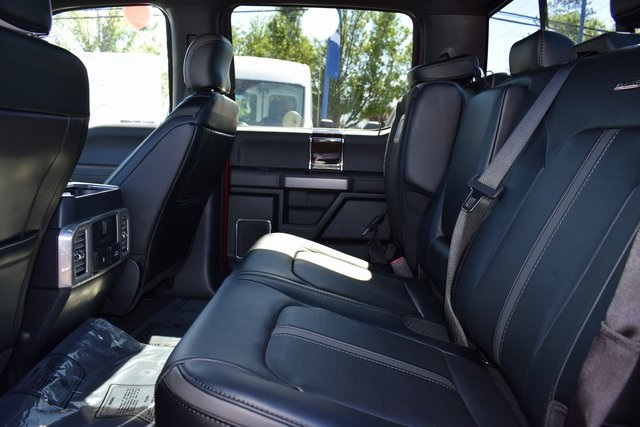 2017 F-150 Crew Cab 4x4 Pickup #HFC52665 - photo 11