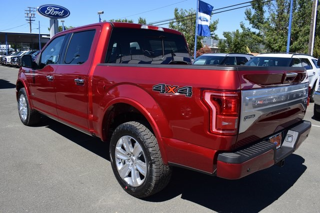2017 F-150 Crew Cab 4x4 Pickup #HFC52665 - photo 2