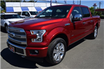 2017 F-150 Crew Cab 4x4 Pickup #HFC52665 - photo 1