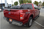 2017 F-150 Crew Cab 4x4 Pickup #HKD60276 - photo 5