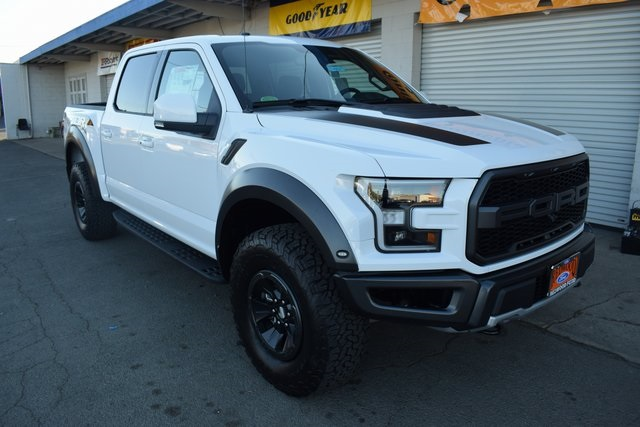 2018 F-150 Crew Cab 4x4 Pickup #JFA59617 - photo 4