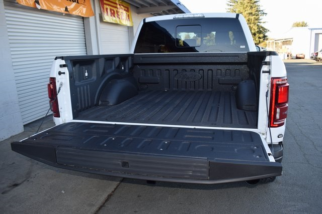 2018 F-150 Crew Cab 4x4 Pickup #JFA59617 - photo 8