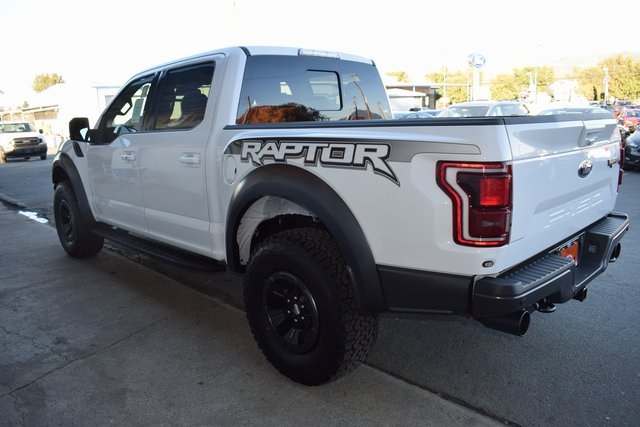 2018 F-150 Crew Cab 4x4 Pickup #JFA59617 - photo 2