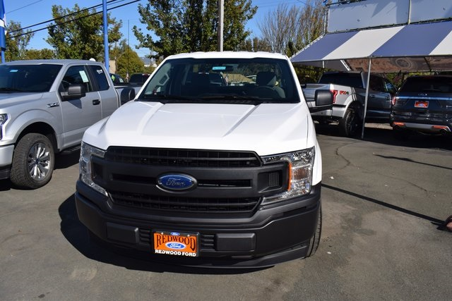 2018 F-150 Regular Cab Pickup #JKC55593 - photo 3