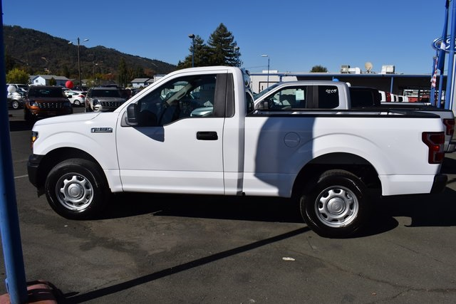 2018 F-150 Regular Cab Pickup #JKC55593 - photo 4