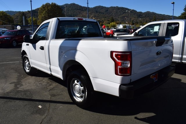 2018 F-150 Regular Cab Pickup #JKC55593 - photo 5
