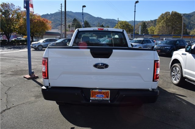 2018 F-150 Regular Cab Pickup #JKC55593 - photo 6