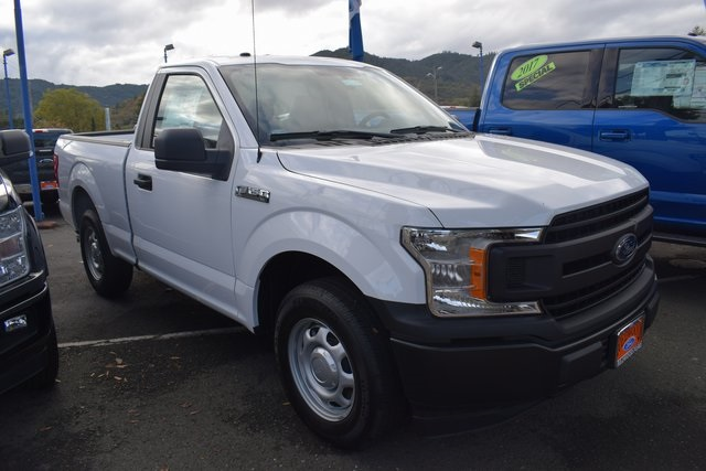 2018 F-150 Regular Cab Pickup #JKC55594 - photo 3
