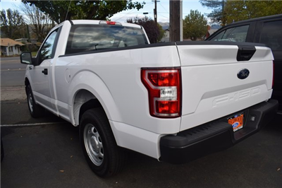 2018 F-150 Regular Cab Pickup #JKC55594 - photo 2